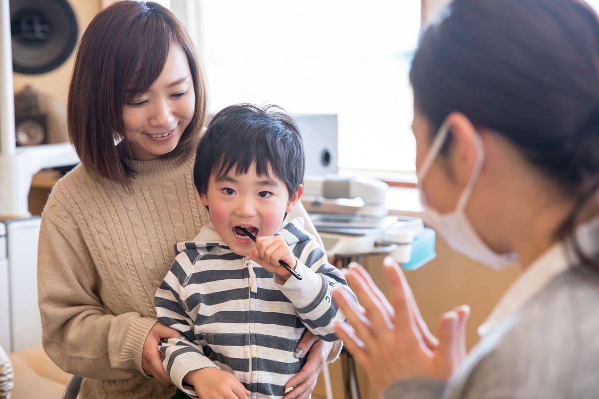 世田谷区の歯医者 尾山台駅前歯医者 虫歯治療を行ったあとのお子様の歯について