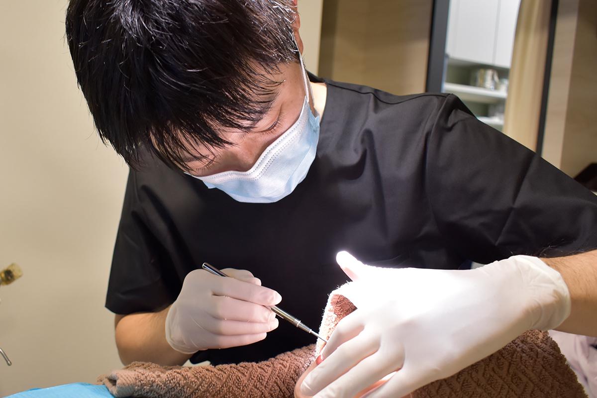 世田谷区の歯医者 尾山台駅前歯医者 様々な角度からの歯科治療
