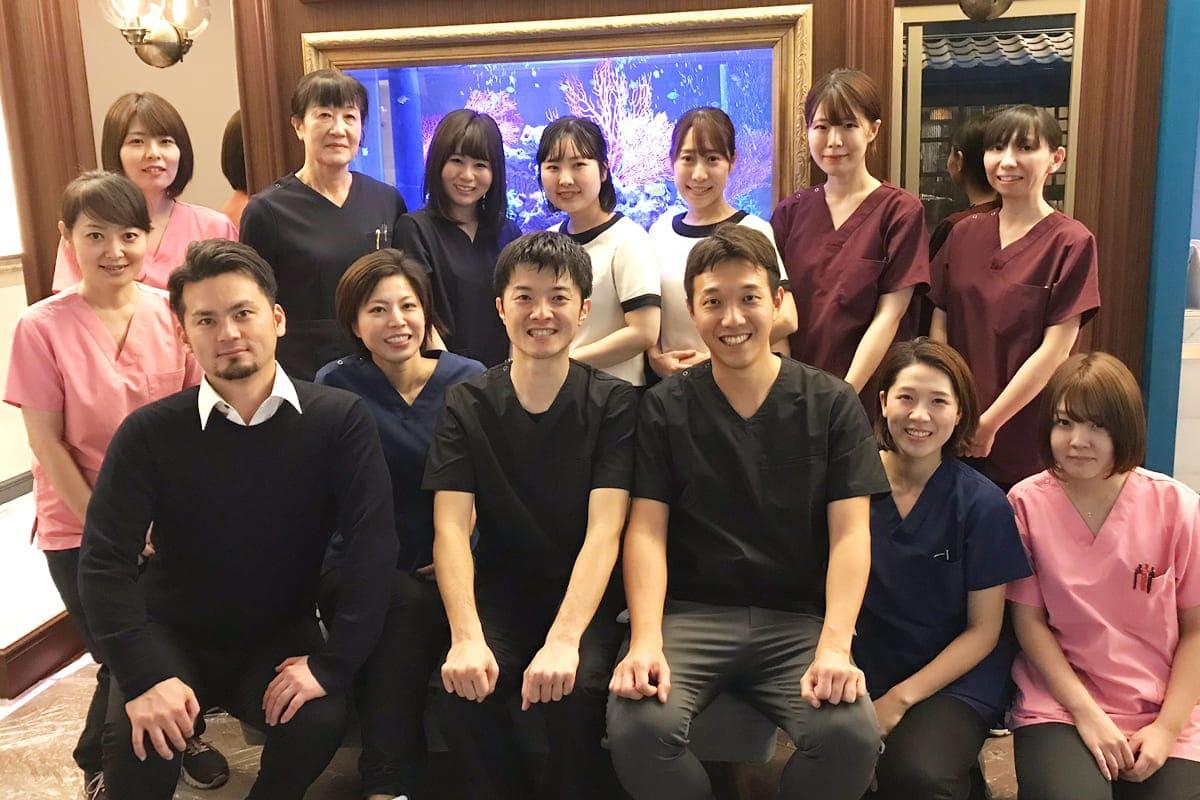 世田谷区の歯医者 尾山台駅前歯医者 不安やコンプレックスに寄り添った、まごころを込めた接客