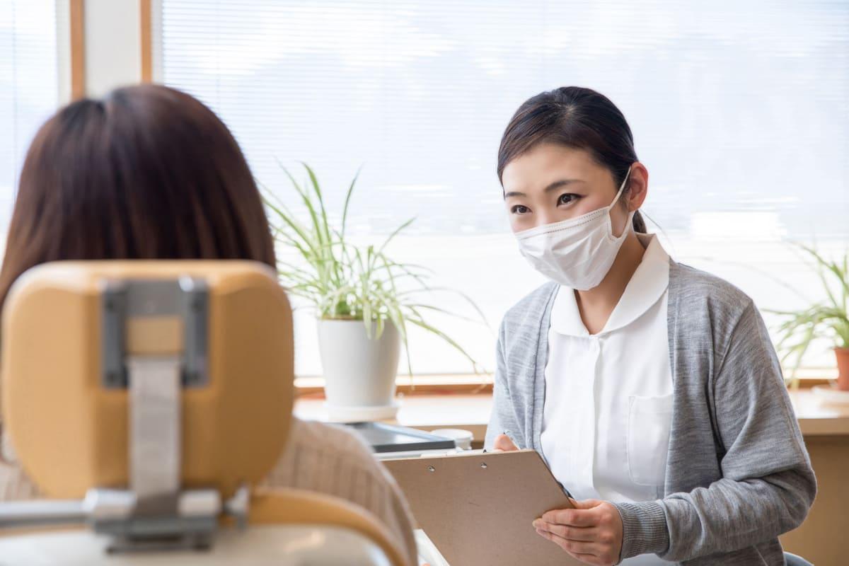 世田谷区の歯医者 尾山台駅前歯医者 予防歯科 歯科衛生士からのアドバイス